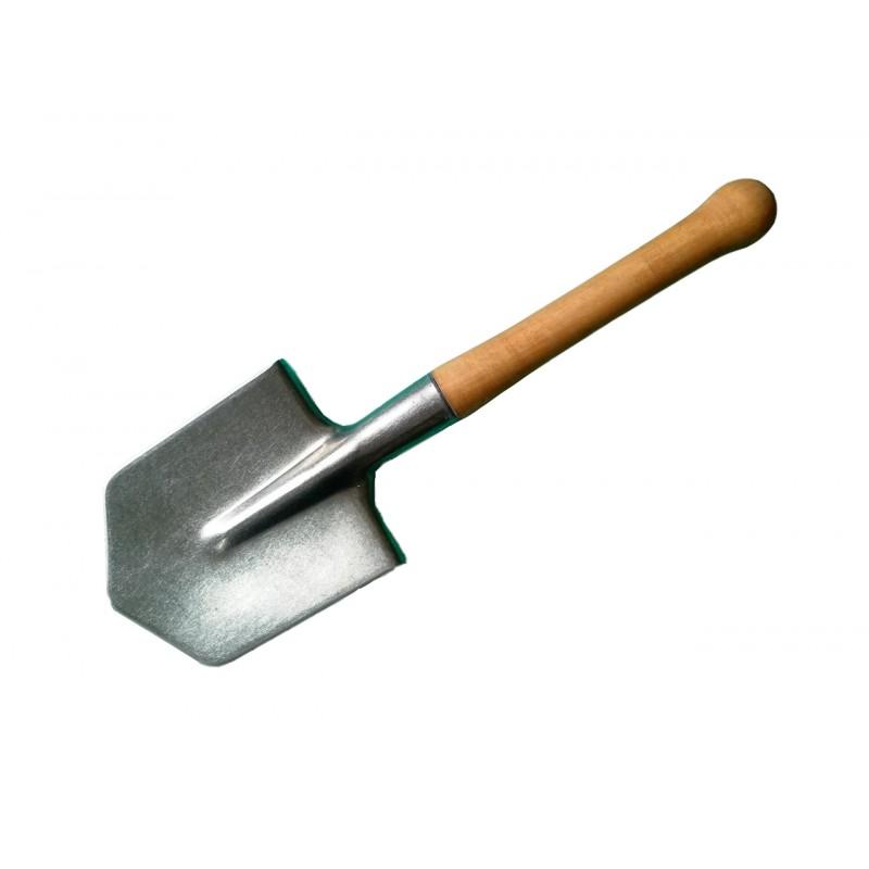 Автомобильная универсальная титановая лопата