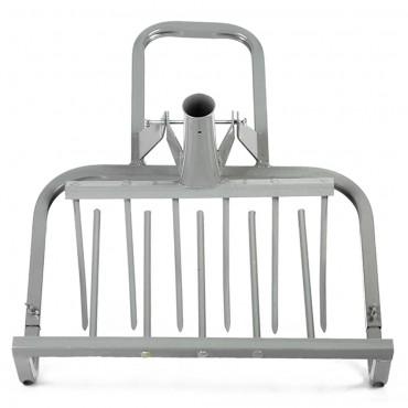 Рыхлитель кованый садово-огородный «Крот» (420 мм)