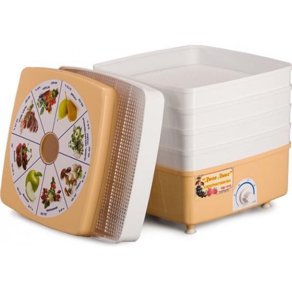 Электросушилка для овощей «Дива-Люкс» 3Ц