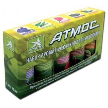 Масляные ароматические добавки (набор - 5 шт х 5мл)