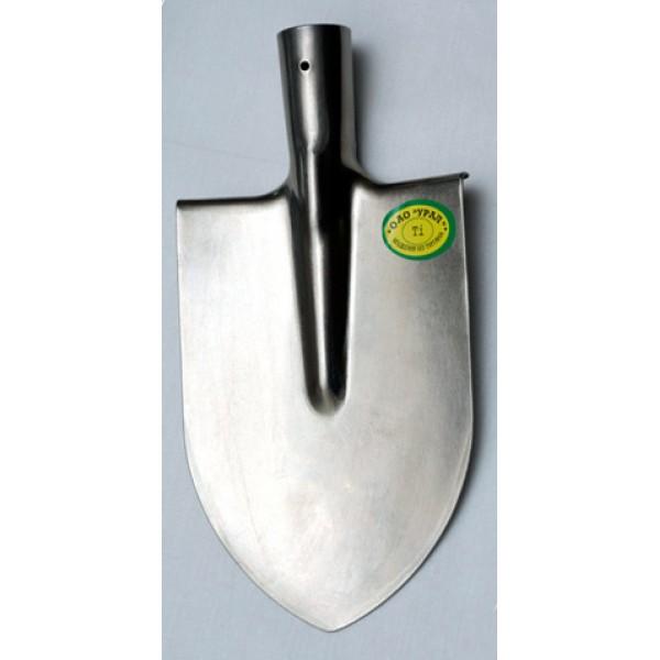 Титановая лопата штыковая большая